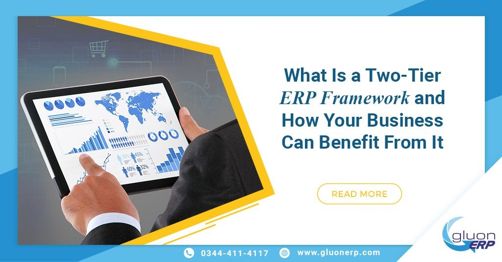 two tier erp benefits