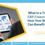 two tier erp benefits