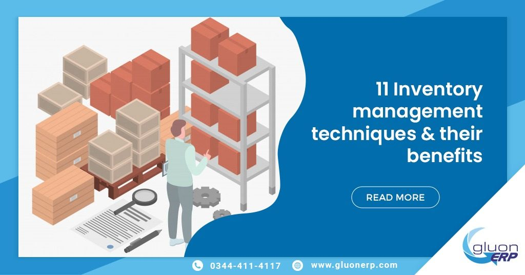 Inventory management system lahore