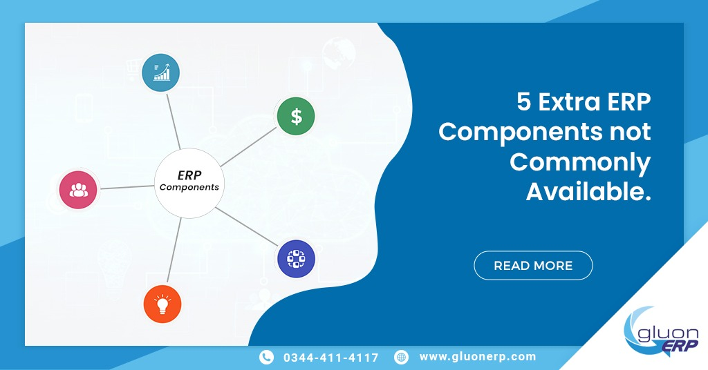 5 Extra ERP Components Gluon ERP