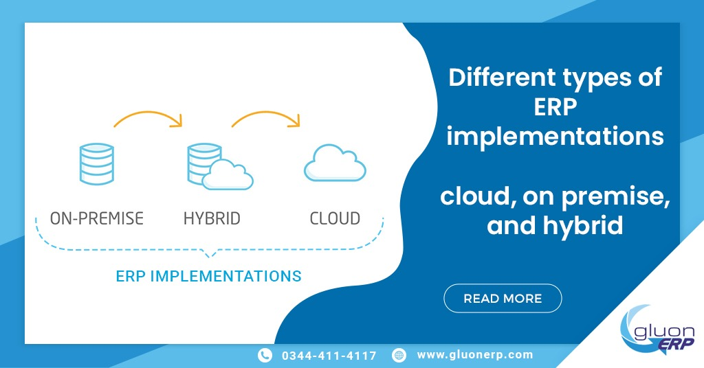 GluonERP Pakistan ERP implementation