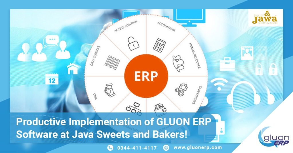 Productive Implementation of GLUON at Java Sweets and Bakers!