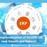 GluonERP Software Java Sweets Lahore