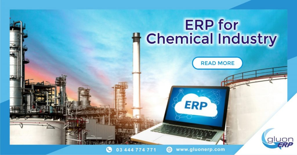 ERP for Chemical Industry - Advantages of Gluon ERP - Best erp in lahore