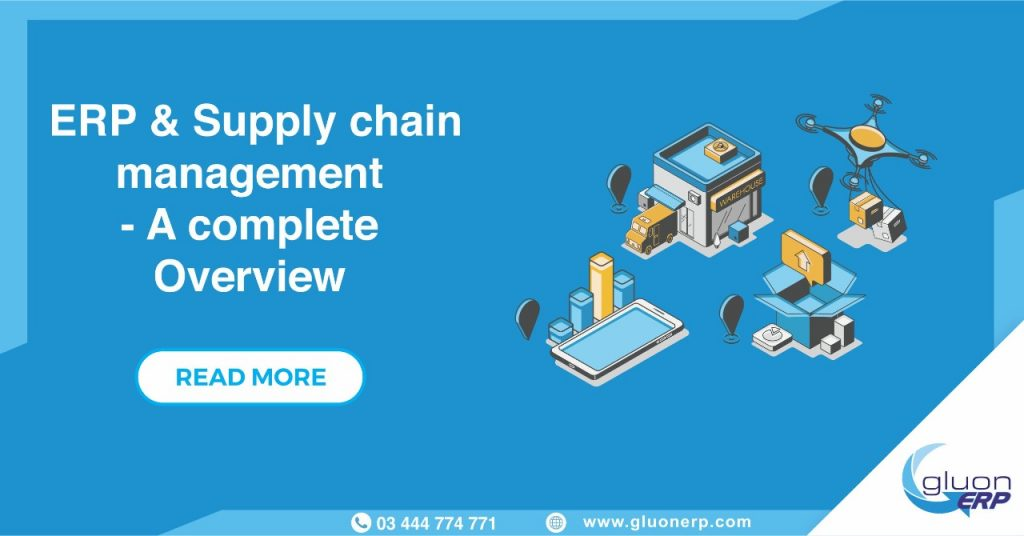Supply Chain Management ERP | Complete Overview | GLUON ERP